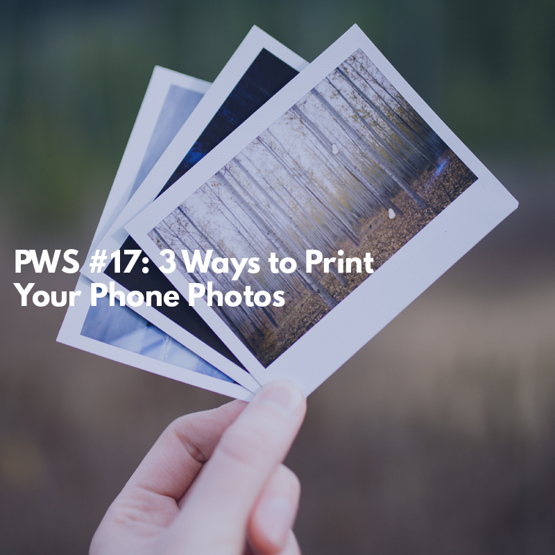 Print Phone Photos