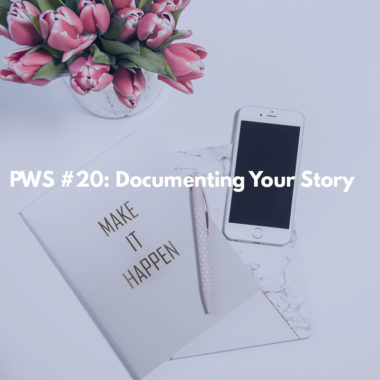 Documenting Your Photo Story