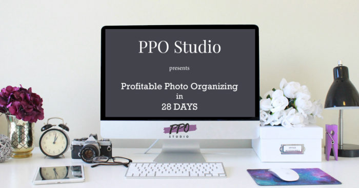 photo organizing course