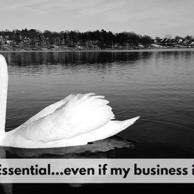 non-essential business