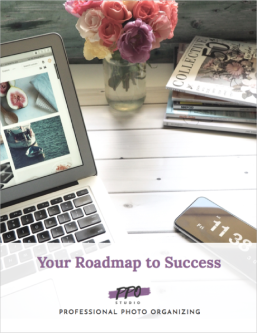Photo Organizing Roadmap