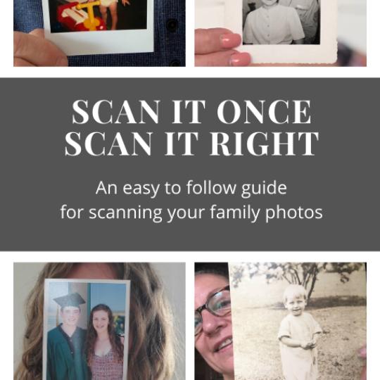 scanning ebook